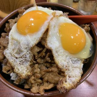 焼肉丼エッグ 大盛り(淡淡 )