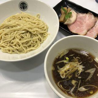 鶏豚魚介のトリプル清湯つけそば(らぁ麺 とうひち )