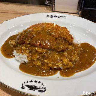 トンカツカレー(上等カレー 五反田店)