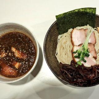 侍ブラックつけ麺