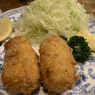 カニコロッケ(単品)(ゆたか 浅草 )