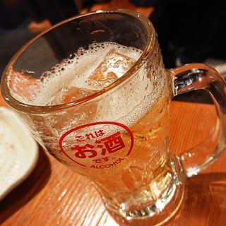 焙煎樽仕込梅酒(ソーダ割)(鳥貴族 蒲田西口店 )