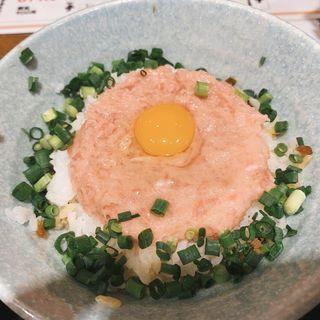 ミニネギトロ丼