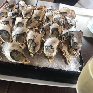 バージン牡蠣
