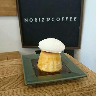 プリン(NORIZ COFFEE)