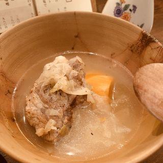豚肉とザワークラウト(ジョウゾウカ オリゼー (釀造科 oryzae))
