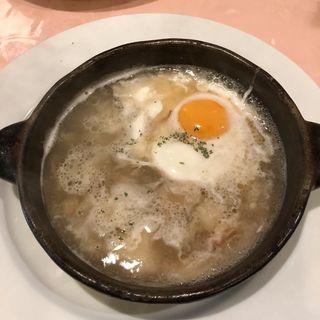 特製にんにくスープ(えびすや )