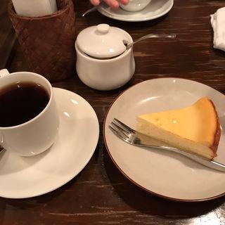ケーキセット(無垢 (ムク))