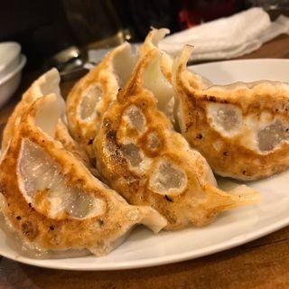肉汁焼餃子(下北グレイヴィ餃子)