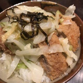 とんかつ茶漬け(すずや 新宿本店 )