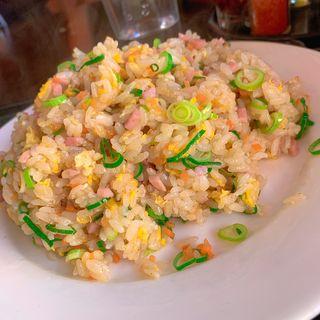 炒飯(陳記饅頭)