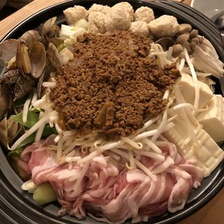 辛味噌鍋(みつか坊主)