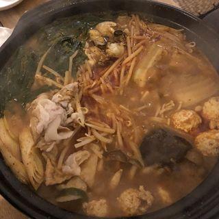 白味噌鍋(みつか坊主)