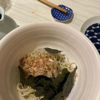 トロロ蕎麦