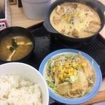 シュクメルリ鍋定食