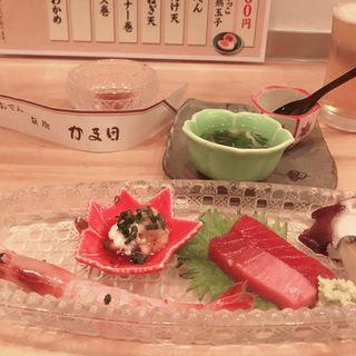 前菜(新橋 かま田 )