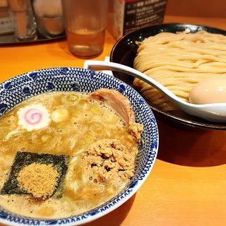 濃厚つけ麺(松戸富田麺業)
