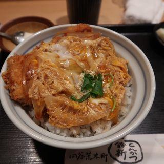 煮 カツ丼