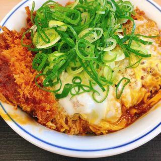 味噌チキンカツ丼(かつや 愛知勝川インター店 )