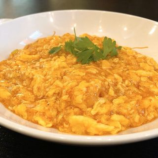 海老と卵のチリソース煮(魏飯夷堂 )