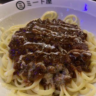 極上熟成生麺 ミートパスタ(ミート屋 )