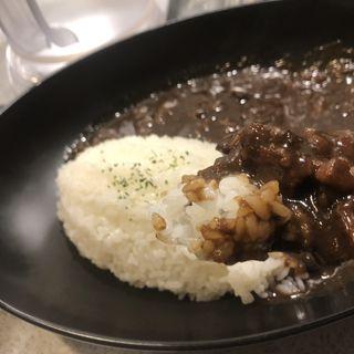ハヤシビーフ(肉の万世 新宿西口店 (ニクノマンセイ))