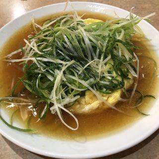 卵焼き特製ソース掛け(虎一番 (とらいちばん))