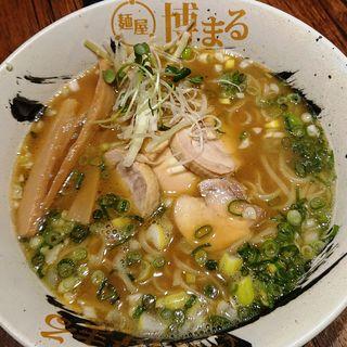 鶏白湯ラーメン(麺屋 博まる)