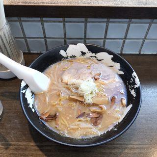 ニンニク味噌ラーメン