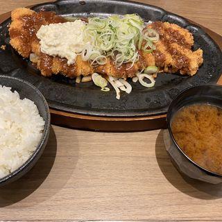 大正カツ定食(キッチン トーキョー )