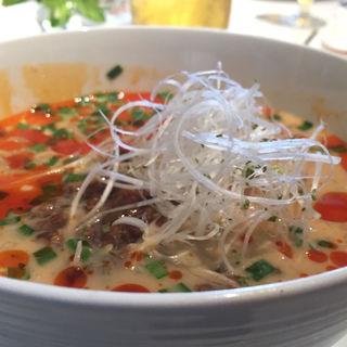 担々麺(龍天門 (リュウテンモン))