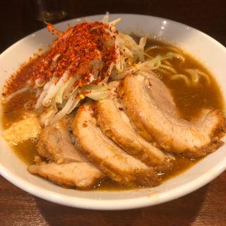 ラーメン(麺屋 づかちゃん)