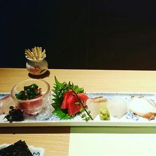 刺身(西麻布和食おぎ)