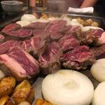 コースの肉