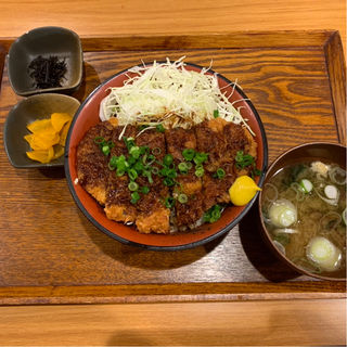 会津ソースカツ丼(東北みちのえき だてや)