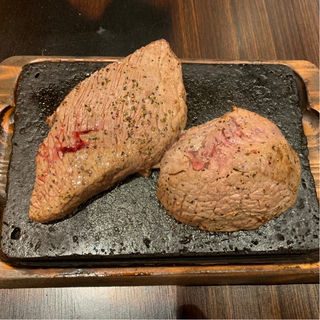 赤身ステーキ 400g(やっぱりステーキ 仙台一番町店)