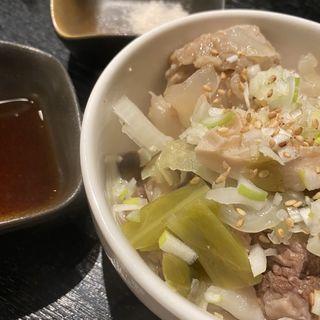 煮込み(ホルモン稲田屋)