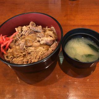 牛丼(ブルーコーナー )