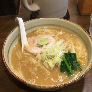 味噌ラーメン(粋な一生 (いきないっしょう))