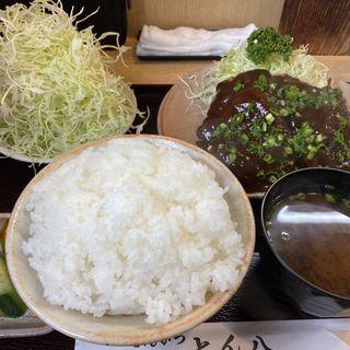 大味噌ヒレカツ定食(とん八 )