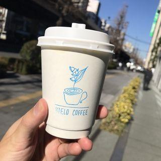 ハンドドリップ (KIELO COFFEE)