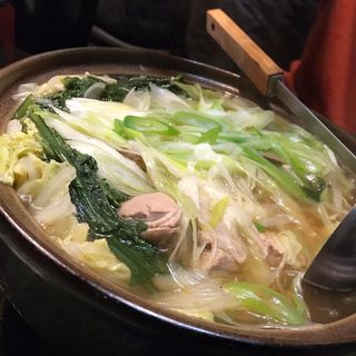 ねぎま鍋(大衆料理 川治 )