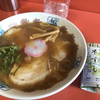 中華そば(井出商店 (いでしょうてん))