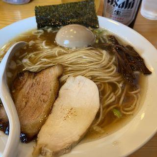 特中華そば(すずめ食堂 )