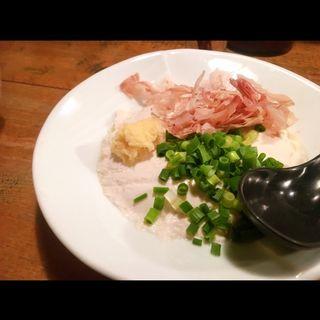 ざる豆腐(またたび家 )