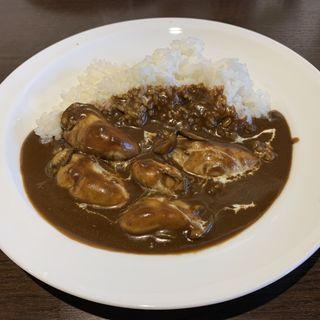 牡蠣カレー(魚とカレーのお店)