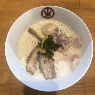 特製赤鶏白湯そば