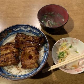 うな丼(上)