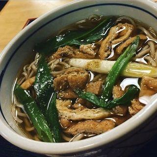蕎麦(そば処 大鶴 (だいつる))