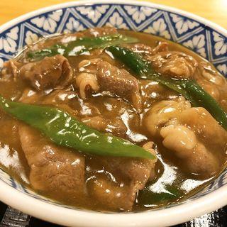 カレー丼(そば処 大鶴 (だいつる))